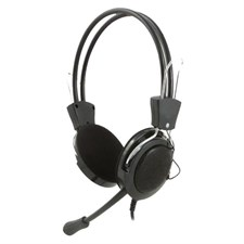 Audionic AH-310 - Pop Headphones - Black
