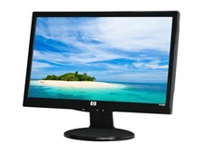 "HP S2031 Black 19""  Widescreen LCD Monitor"