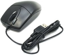 A4 Tech OP-620D - 2X Click Optical Mouse