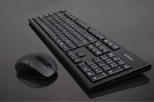 A4TECH 7100N Wireless Keyboard Mouse Set