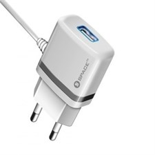 MICRO USB CABLE WALL CHARGER WC-105